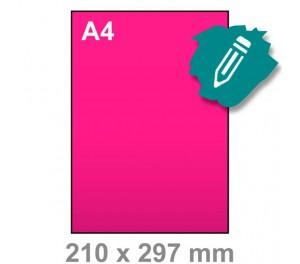 A4 Briefpapier ontwerpen