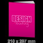 A4 Brochure drukken