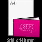 A5 Liggend Brochure drukken