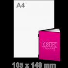 A6 Brochure drukken