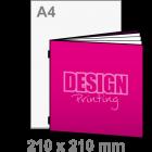 Vierkant XL Brochure drukken