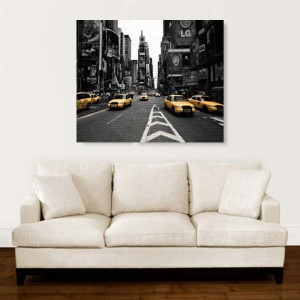 Canvas 90x90 cm