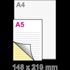 A5 Doordruksets - Los 2voudig