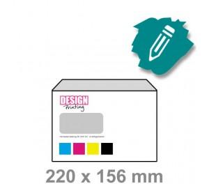 EA5 Envelop maken - venster links