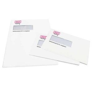 C4 Envelop maken - venster links