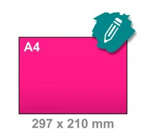 A4 Flyer ontwerpen - liggend
