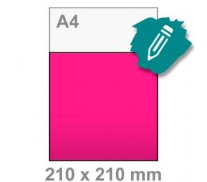 Vierkant XL Flyer ontwerpen