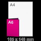 Folder A5 naar A6