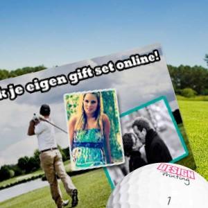Golfballen Giftset Pinnacle - 12 stuks inclusief doosje
