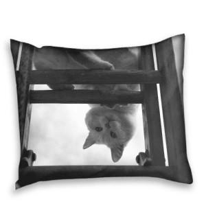 Kussensloop 70x60 cm - Voor- en achterkant bedrukt