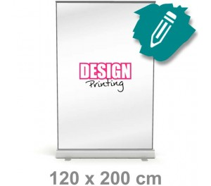 Roll-up banner - Large