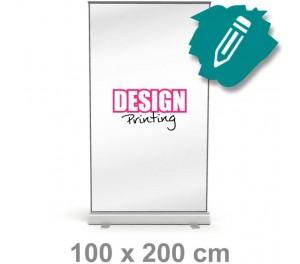 Roll-up banner - Medium
