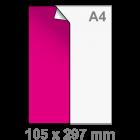 A5 lang Sticker printen